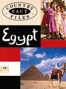Egypt Country Facts File by Emma Loveridge
