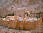 St Catherine's Monastery, Sinai (Emma Loveridge)