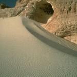 Sand Dune in The Sinai (Emma Loveridge)